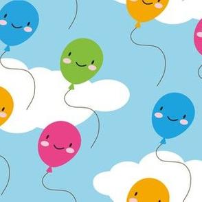 Kawaii Balloons