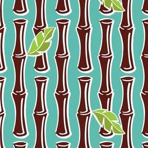 Maui Pop - Bamboo - Aqua
