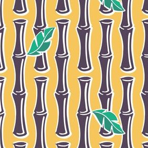 Maui Pop - Bamboo - Yellow
