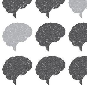 Brain Stamp   Stone
