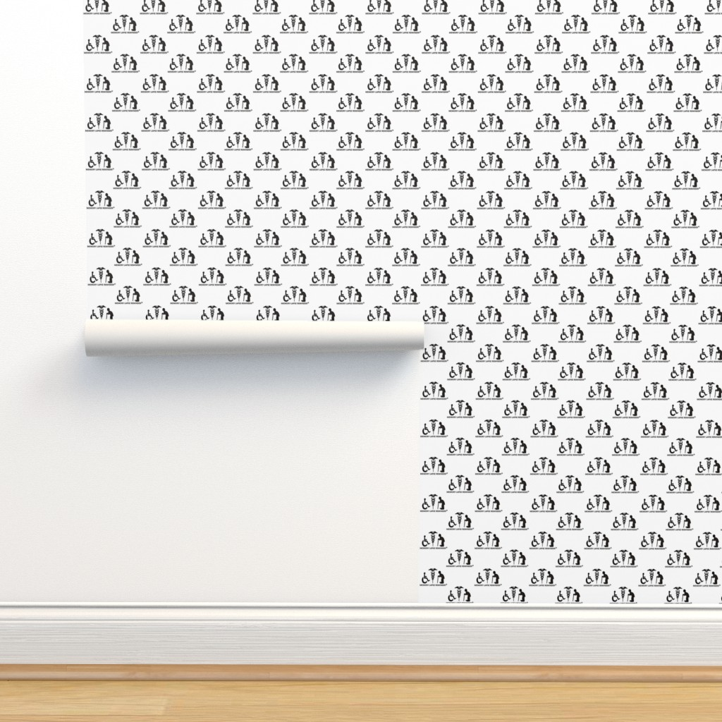 Isobar Durable Wallpaper featuring The Reminders (b) by chloejsmith