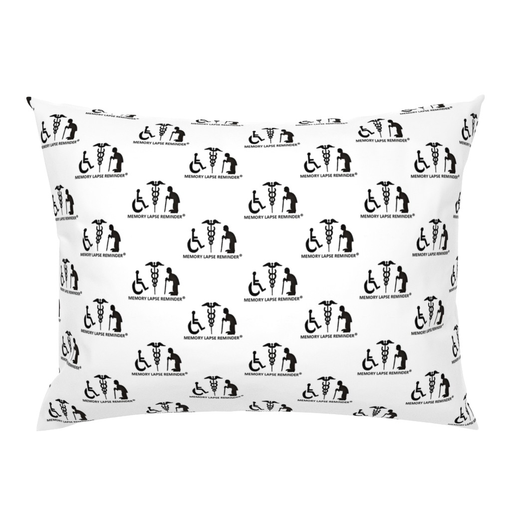 Campine Pillow Sham featuring The Reminders (b) by chloejsmith