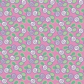 Sugar Flower - Pink