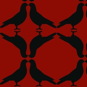 Pigeon Circles-BkR