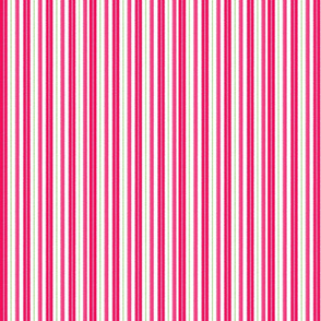 Pink Stripes, oh my!