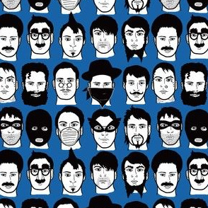 Beards, Bandits, Bigotes