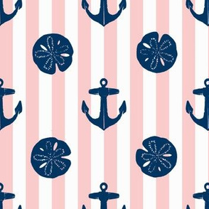anchors_and_sandollars_navy_on_pink_and_white
