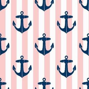 Old Ship's Anchor