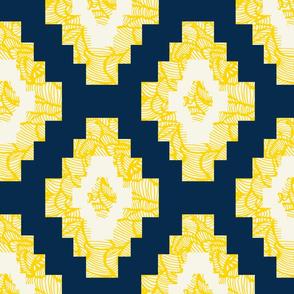 Aztec Style Bright One-01