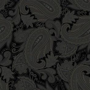 Meredith Paisley - Black