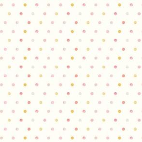 multi dot - mermaid (warm) coordinate