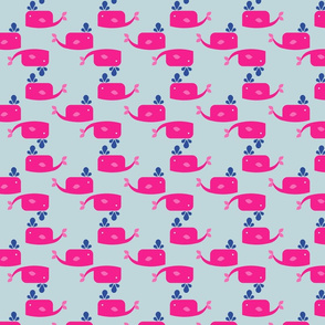 Berry Sweet Whales