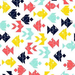 Geometric Fishes