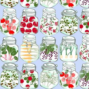 pint jar preserves