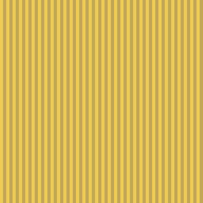 narrow gold and wheat stripes