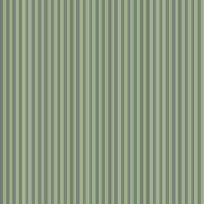 narrow stripes in sage and green slate