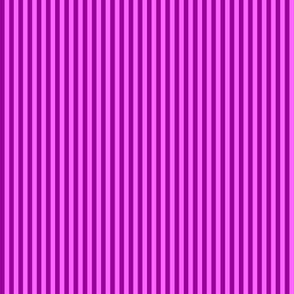 skinny stripes - fuchsia and pink