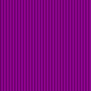 skinny stripes - dark and bright purple