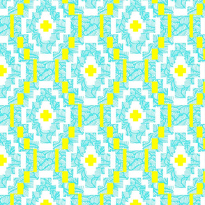 Aztec Style Six Brighter