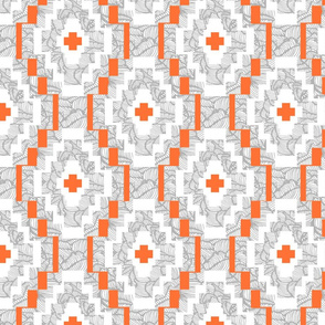 Aztec Style Six Brightest One-01
