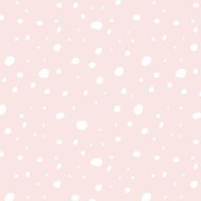 Polka - Blush // by Sweet Melody Designs