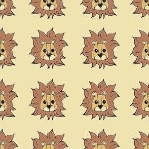 Lion Head Color