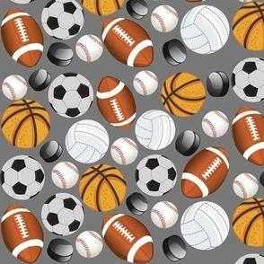 Sports-Gray
