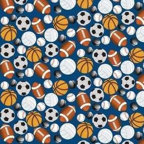 Sports-Blue