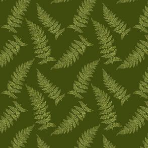 vintage_ferns-dark green