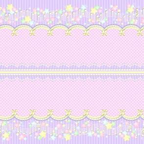 Melody Star - Violet - Doll size