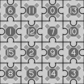 00642402 : magic jigsaw : small
