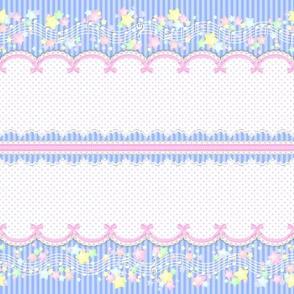 Melody Star - Blue Sky - Doll size