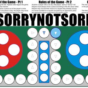 #SorryNotSorry Part 1 of 2