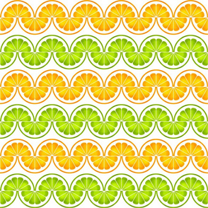 06425174 © citrus slices zigzag