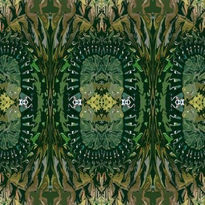 Native_Pattern_7_Green_Yellow