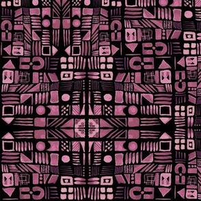pink doodle