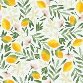 Lemony breeze