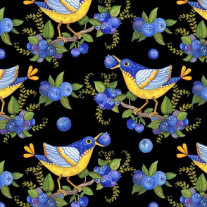 _TK-Blueberry_Bird_Whimsical_Watercolor