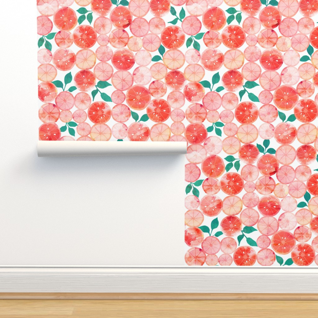 Isobar Durable Wallpaper featuring Summer fruit by adenaj