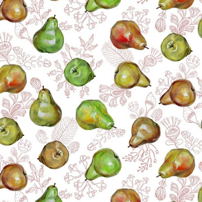 Pear Pattern