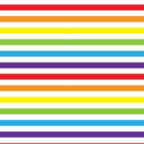 RainbowStripeHoriz
