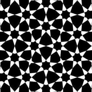 00643717 : 2:1 square fretwork