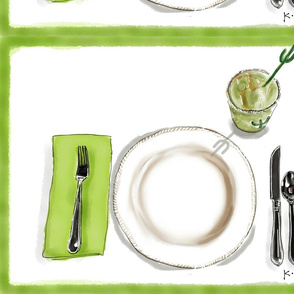 Margarita Placemat