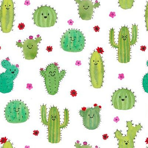 Smiley Cacti