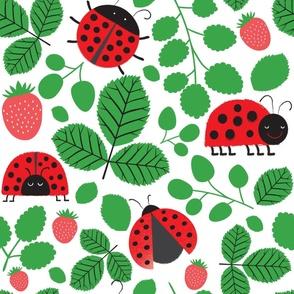 relaxed ladybugs