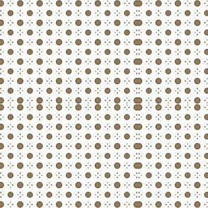Rococo dots - Large