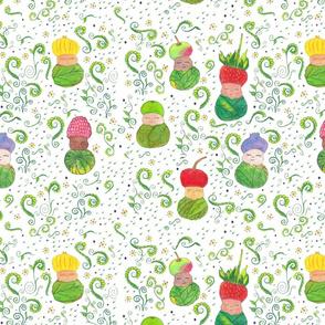 Teeny Tiny Fruit Babies