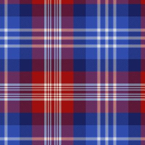 "American St. Andrews Society / US Bicentennial tartan, 6"""