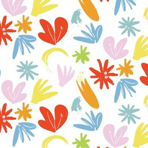 Kauai - Abstract Floral