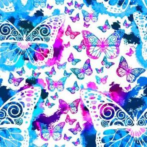 Rainbow Butterfly Fairies